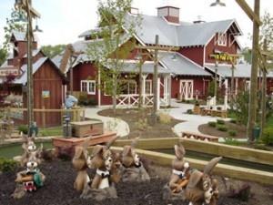 Ripleys Old MacDonald and Davy Crockett Mini Golf   Ripley Attractions in Gatlinburg, TN