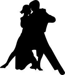 Výsledek obrázku pro tanečnice silueta