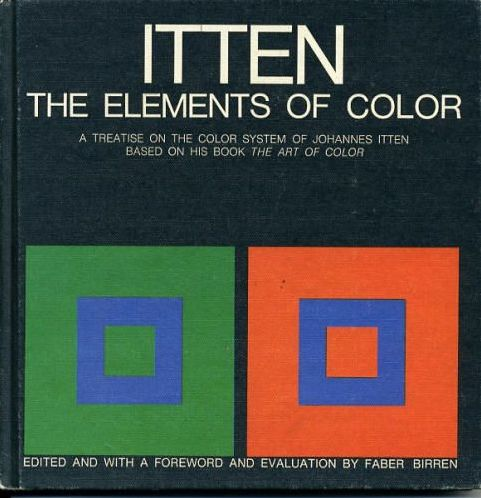 colour recommended reading - Books On Color Theory