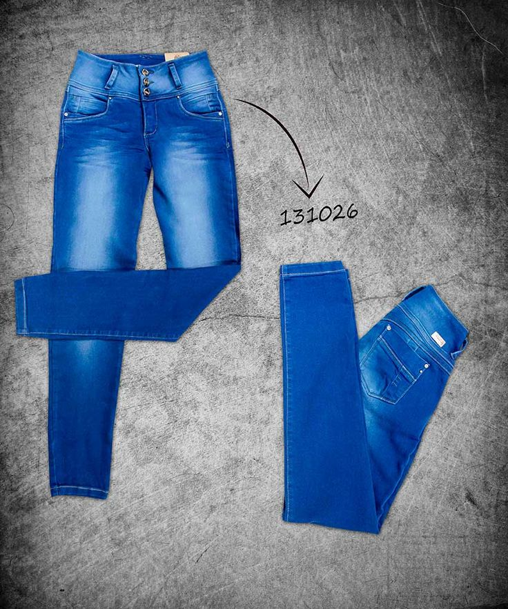 jeans-mujer-color-azul-blue-jeans- woman-131026