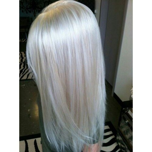 Level 10 Lightest Blonde Platinum Color Demo Book