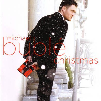 I don't really get into listening to Christmas music but I get so lost in Michael Buble's voice it gets me into the holiday spirit:)