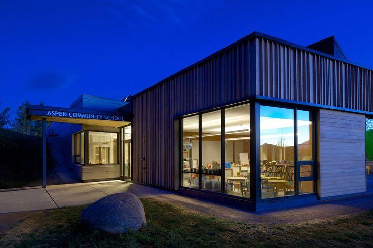 Red Cedar School ~ Best ideas about cedar walls on pinterest