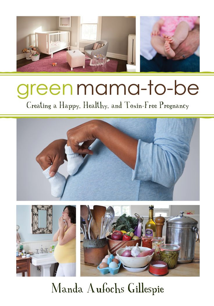 What happens during pregnancy sets the stage for the rest of a child's life, so the Green Mama is here to help make this period healthier, happier, and toxin-free for both mother-to-be and baby.