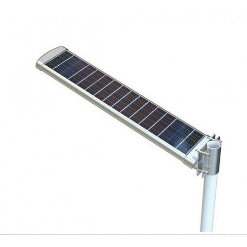Il lampione ad energia solare a Led BIG-ALL-IN-ONE-2000 è progettato e ideato per avere un 'illuminazione potente e duratura.Grazie al pannello fotovoltaico da 22.7 Watt installato nel corpo del lampione si avrà sempre la carica ottimale delle batterie interne.La