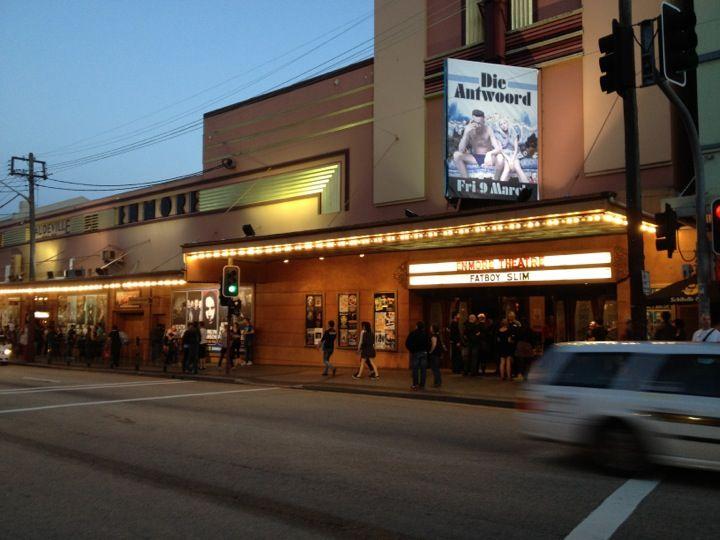 Enmore Theatre - great live music venue, Enmore, Sydney