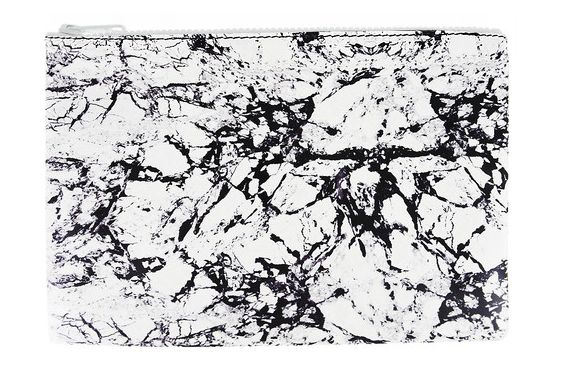 SENSO - Ice Marbled Clutch