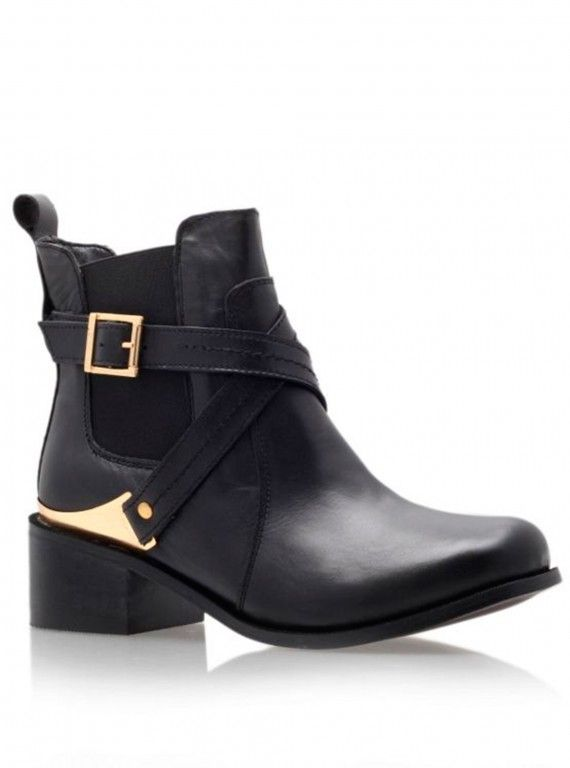 Carvela Teddy Low Heel Ankle Boots, Was £160 now £99