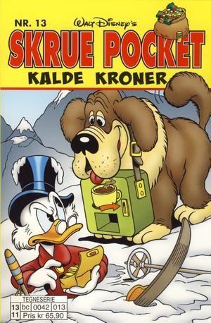 """Kalde Kroner - Skrue Pocket #13"" av Daniel Branca"