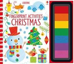 Carti pentru copii in engleza Usborne : Carti de Craciun pentru copii