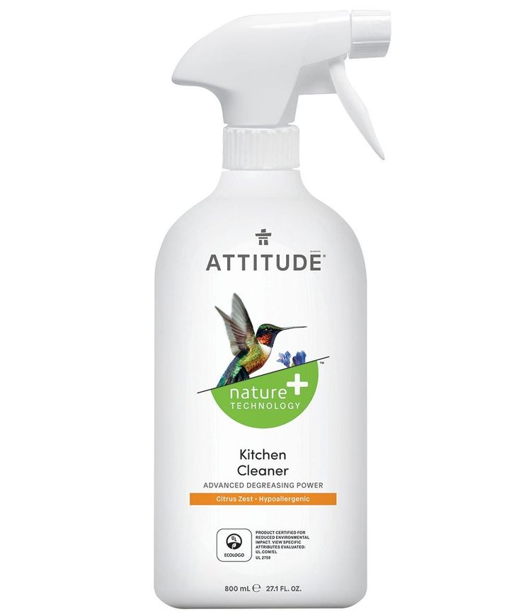 Shop Attitude Natural And Eco Friendly Cleaning Products Plant