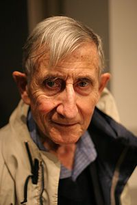 Freeman Dyson is one of my favourite polymaths.  http://en.wikipedia.org/wiki/Freeman_Dyson