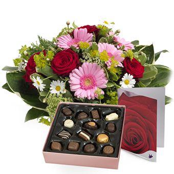 Blomstrende favoritter gavesett fra Euroflorist. Om denne nettbutikken: http://nettbutikknytt.no/euroflorist-no/