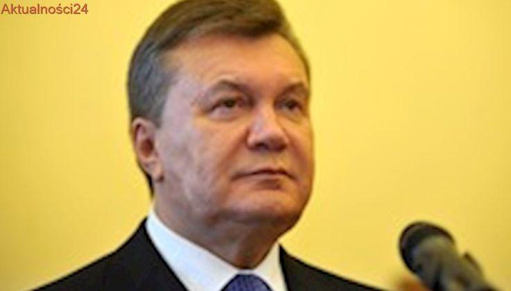 Ukraina: Wiktor Janukowycz podejrzany o przewrót konstytucyjny