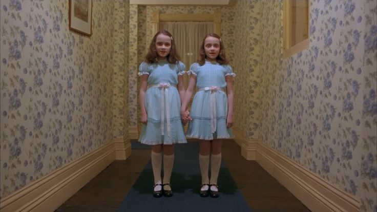 """This Is What """"The Shining"""" Twins Look Like Now. Click through...they are still kinda scary."""