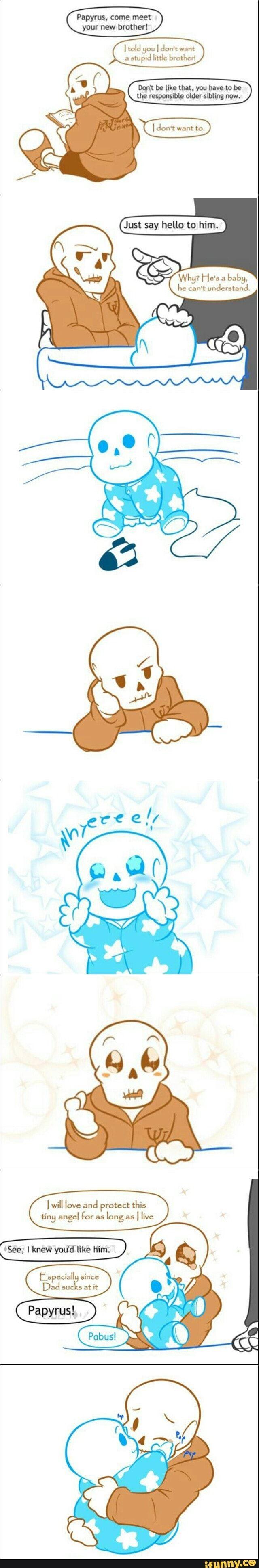 underswap baby sansy>>> *Shreiks* CEUUUUUUWT!!! :3