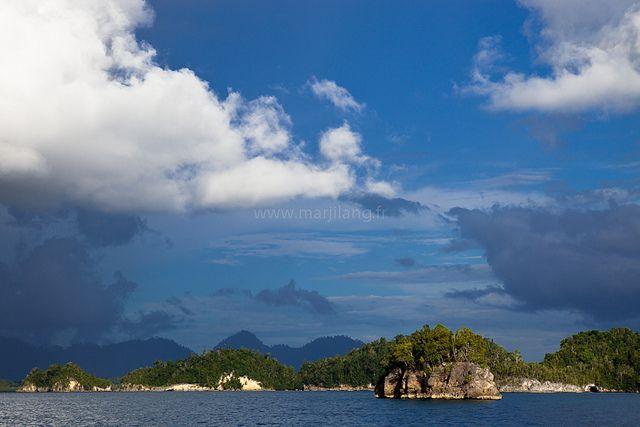 Togian archipelago, Sulawesi, via Flickr.