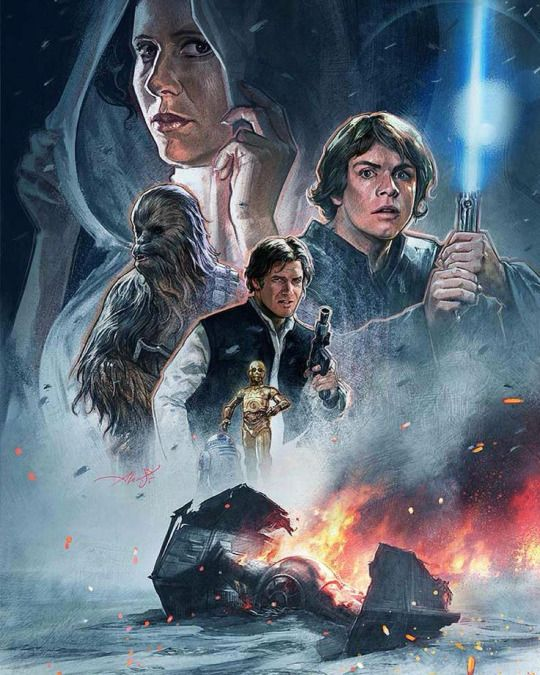 Star Wars #13 - Aleksi Briclot
