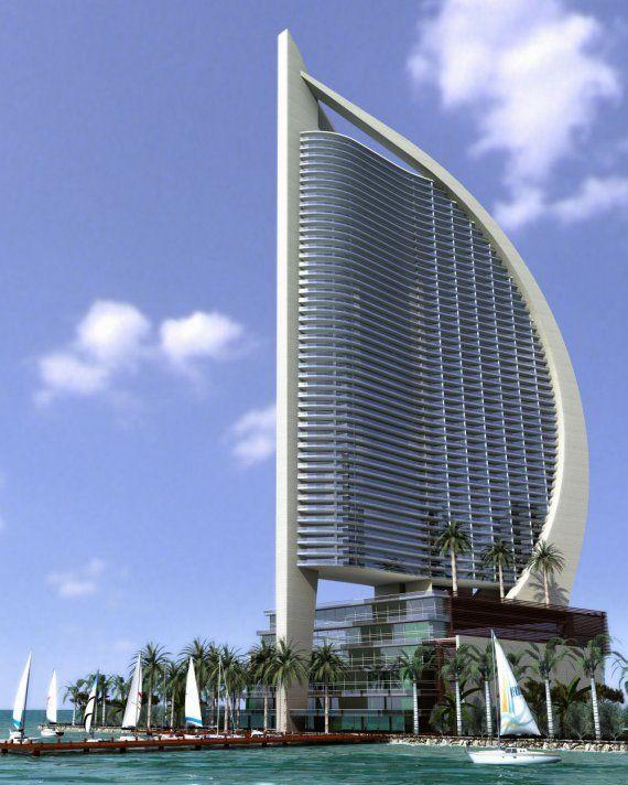 Trump Ocean Club, Panama City, Panama