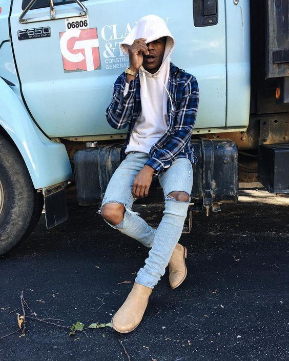 893221f1ac Bota Masculina 2018. Macho Moda - Blog de Moda Masculina: BOTAS MASCULINAS  em alta