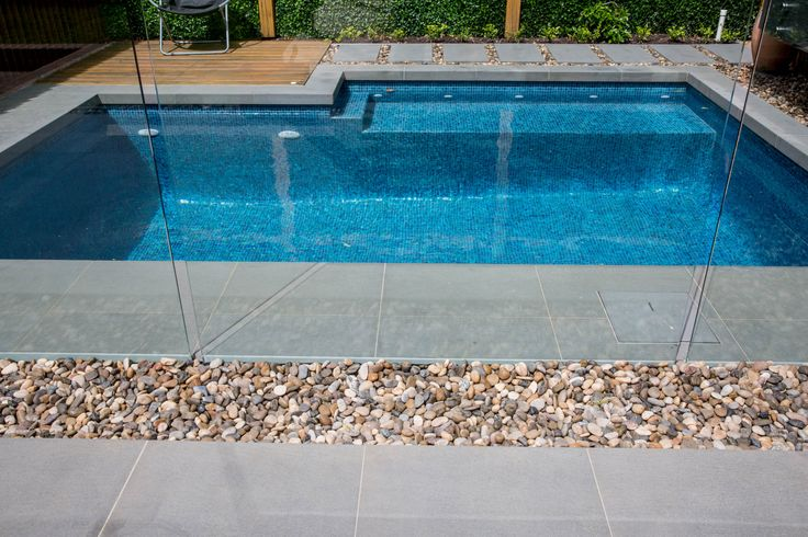"Nulla Bluestone is a grey and blue stone which has small pores called vesicles, commonly known as ""cats paws"" which add great character to the surface. What are your thoughts? Visit our website to learn the various characteristics of each stone and receive individual assistance in choosing just the right product to beautify your home and garden http://ow.ly/Z4jo309He73"