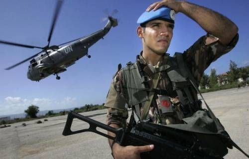 united nations peacekeepers | United Nations Peacekeeping Forces, Page 10