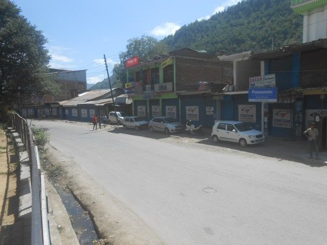 Banihal witnesses shutdown protests