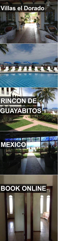 Hotel Villas el Dorado in Rincon de Guayabitos, Mexico. For more information, photos, reviews and best prices please follow the link. #Mexico #RincondeGuayabitos #travel #vacation #hotel
