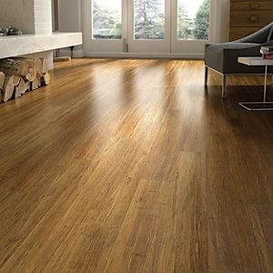 Wickes Stranded Bamboo Solid Wood Flooring