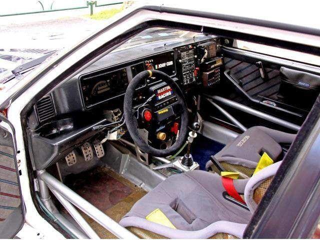 Lancia Delta EVO Gr. A Ex uff. TO76572S usata 9.786 Km, 295.000 €, a Conselice…
