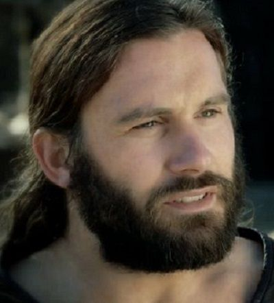 Clive Standen as Rollo Lothbrok - 'Vikings'