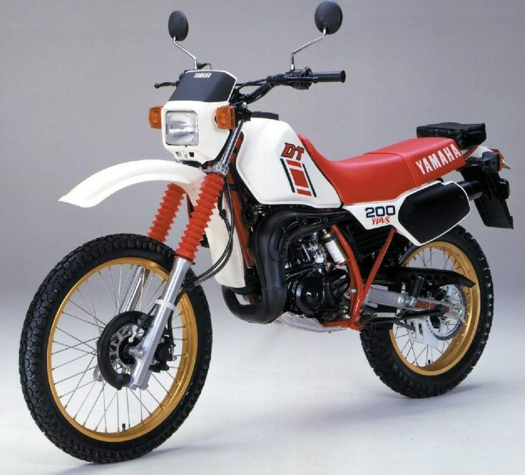 DT 200R, 1984-1985