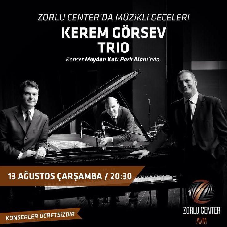 Kerem Görsev Trio Fotoğraf Çekimi Fotoğraf: © Tolga Ünsün #advertesmentphotography #bosphorus-photography   http://www.cazportreleri.com