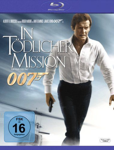 James Bond - In tödlicher Mission [Blu-ray]