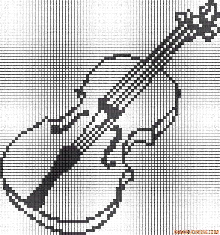 musique - music - violon -celle - point de croix - cross stitch - Blog : http://broderiemimie44.canalblog.com/