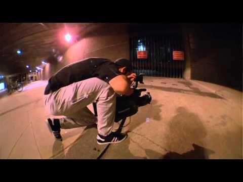 Lev Tanju meets ASOS, on the ASOS Urban Tour in London - YouTube