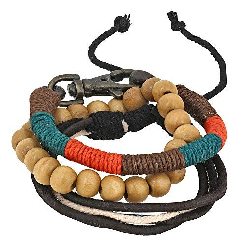 Fashion Jewelry Accessories Mens Bracelet Unique Christmas Gifts for Husband ShalinIndia http://www.amazon.com/dp/B00P7G9S1O/ref=cm_sw_r_pi_dp_mwKJvb06VXPKH