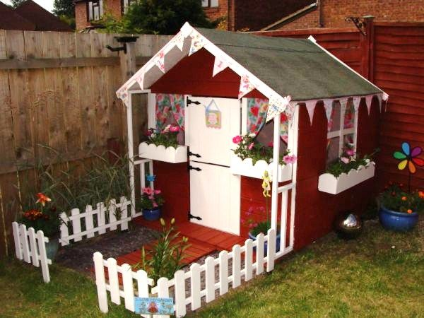 25 Best Ideas About Wendy House On Pinterest Painted