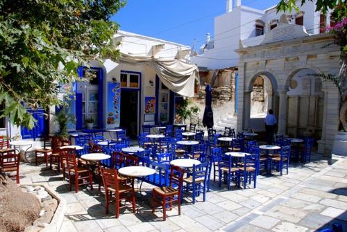 ~ Pirgos village - Tinos ~    by TBoH