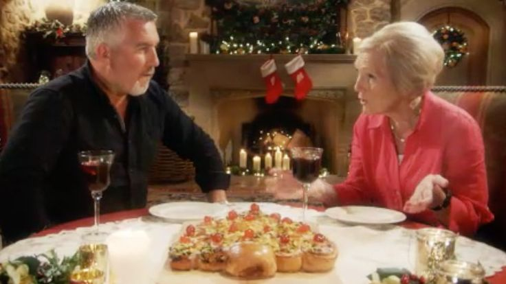 This Chelsea nun Christmas tree recipe by Paul Hollywood is featured in the Season 3 Masterclass: Christmas episode of the Great British Baking Show.