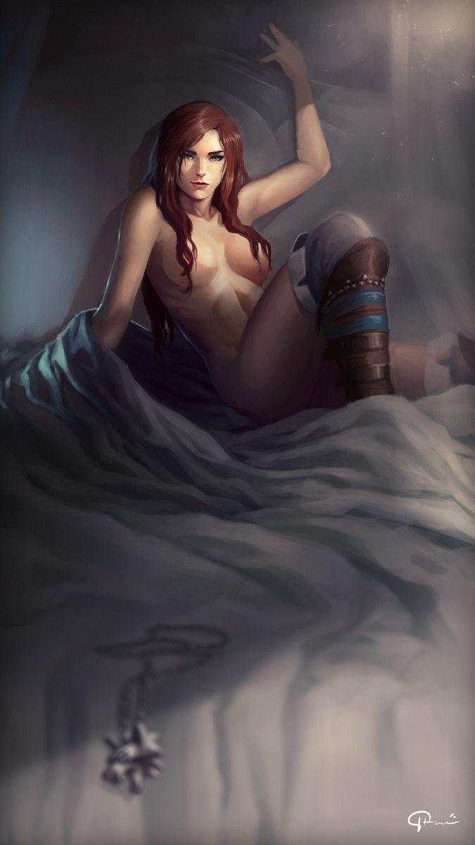 The Witcher, Triss Merigold