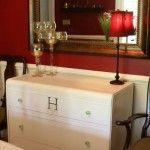 Dresser Turned Buffet; Furniture Revamp!