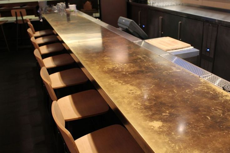 116 best images about 15th ave on pinterest macrame for Bar style countertop