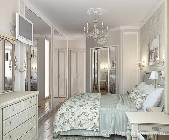 спальня дизайн в молочных тонах - Google Search