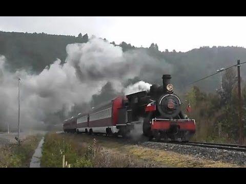 Recorridos de Tren El Valdiviano para el Verano 2017 ⋆ Chile