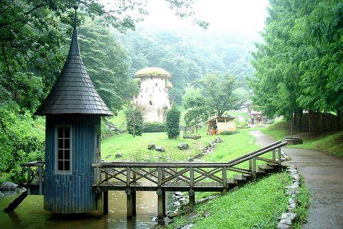 moomin valley #17 - Akebono kodomo-no-mori park  Hanno, Saitama, Japan