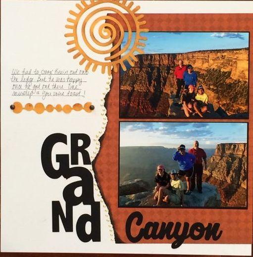 Grand Canyon - Scrapbook.com