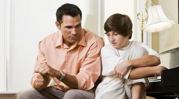 Menjadi Orang Tua Yang Sabar Dalam Mengasuh Anak