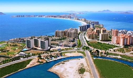 La Manga Murcia, Spain