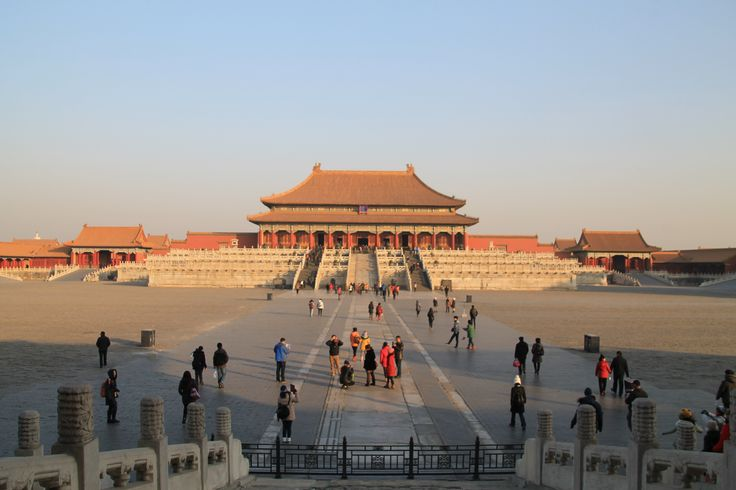 The Forbidden City #forbiddencity #beijing